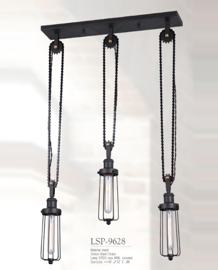 светильники лофт